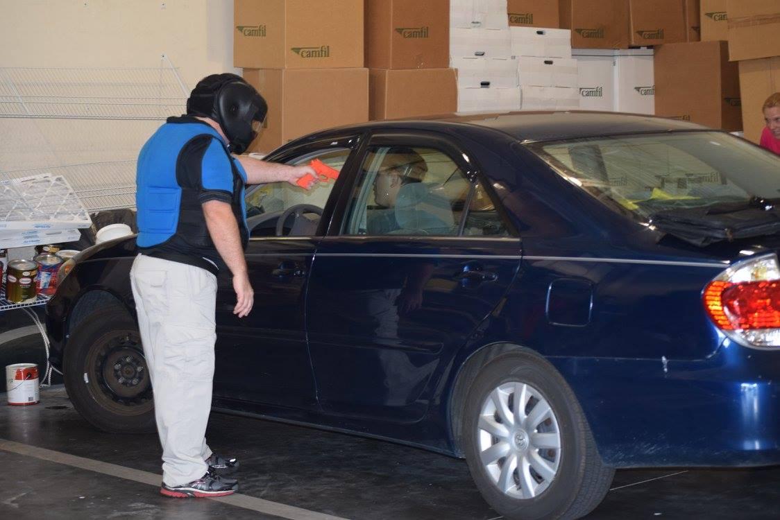 AAA Vehicle Counter Ambush Titusville April 15 2017 Manny