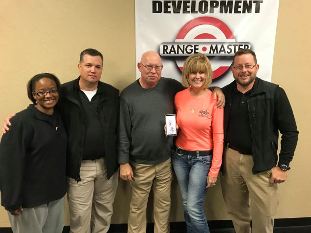 AAA Rangemaster Staff Instructors